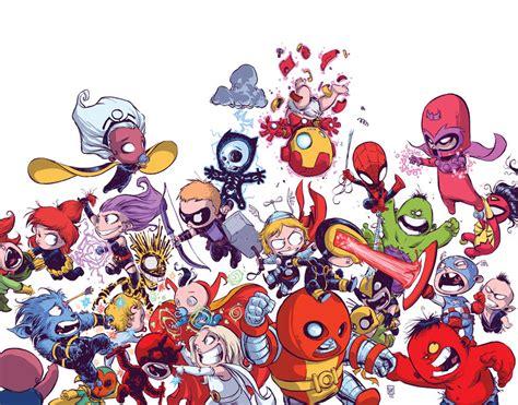 imagenes chidas de x men avengers vs x men babies by skottieyoung on deviantart