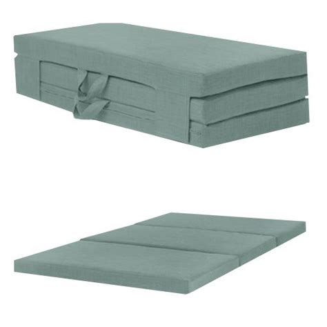 fold out futon bed details about fold out guest mattress foam bed single