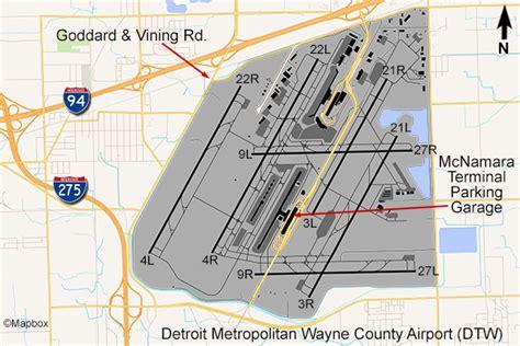 wayne airport map detroit airport flightline aviation media planespotting