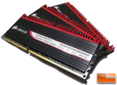 Ram Corsair Dominator Gt Ddr3 corsair 6gb ddr3 1866 dominator gt memory review legit reviewsthe corsair 1866 dominator gt