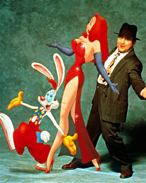 Who Framed Roger Rabbit? [Cast] photo Who Framed Roger Rabbit Jessica Rabbit Scene