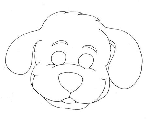printable puppy mask crafts actvities and worksheets for preschool toddler and