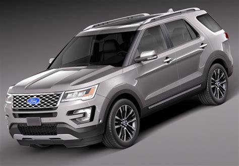 bug three 2018 новый ford explorer 2018 фото цена