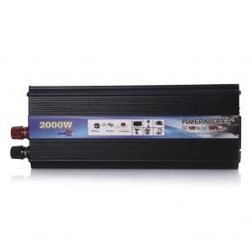 Harga Power Inverter Dc To Ac 2000 Watt car inverter dc ac harga murah jakartanotebook