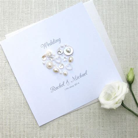 wedding invitations with pearls wedding invitations yaseen for