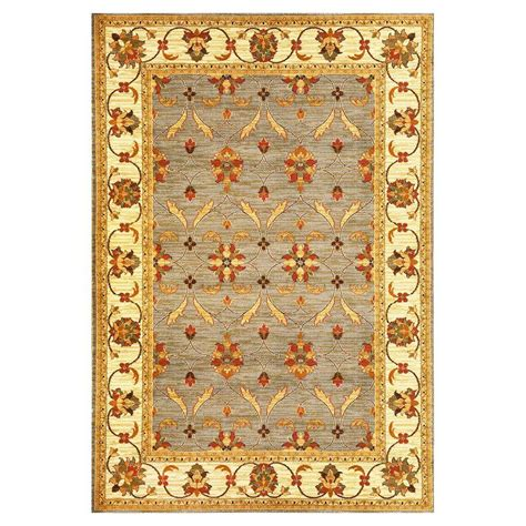 state rug kas rugs state of honor slate ivory 2 ft 7 in x 4 ft 1 in area rug lif546927x41 the home depot