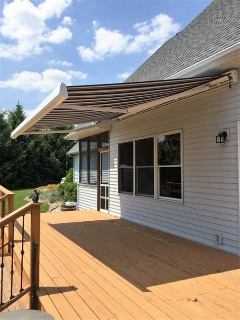 deck and patio awnings in grand rapids