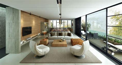 Living Room Model 2 penthouse living room 3d model cgtrader