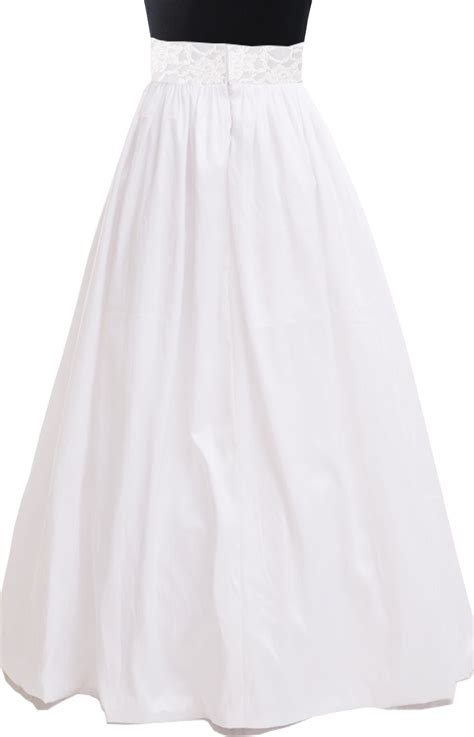 white taffeta maxi skirt elizabeth s custom skirts