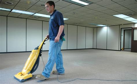 industrial contract commercial cleaning