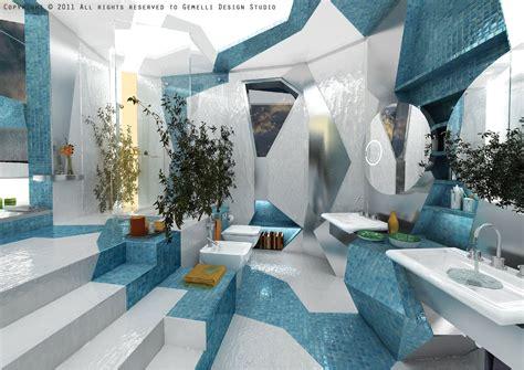 bloombety wall art as futuristic interior design cubism in interior design