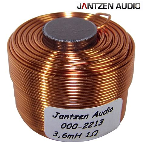 1 mh inductor coil jantzen iron coils hifi collective