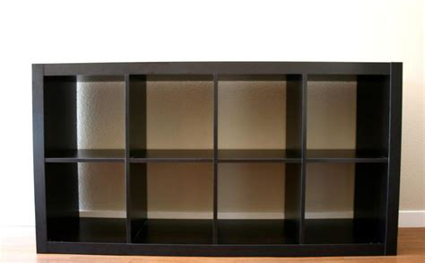 Expedit Bookcase Ikea Black Cube Bookshelf Doherty House Best Ikea Cube