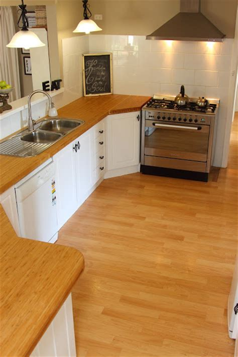 Bunnings Kitchen Benchtops by M Retail Kitchen Makeover