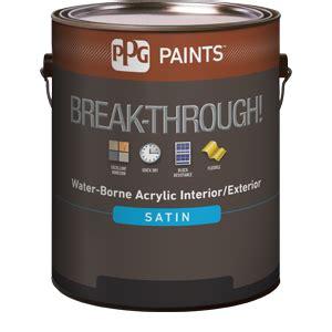 dulux ppg paints through
