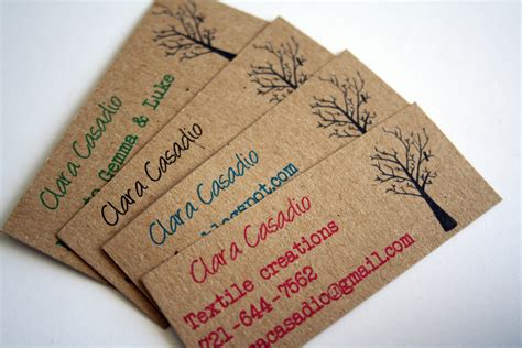 Handmade Cards Business From Home - etsygreetings handmade cards upcycled mini calling cards