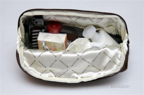 Travel Kit Bvlgari Edition From Emirates Airlines emirates refreshes class amenity kit