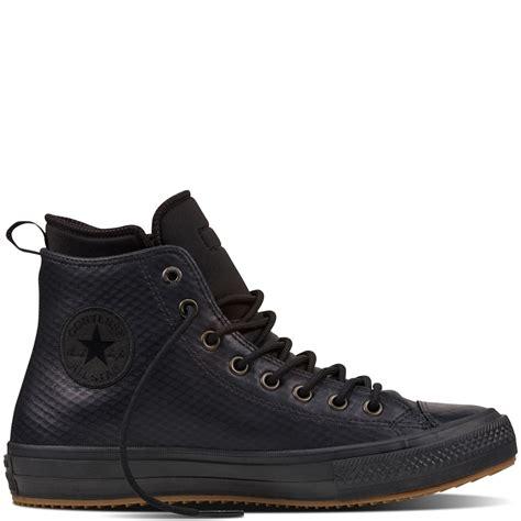 converse boot converse chuck ii boot black