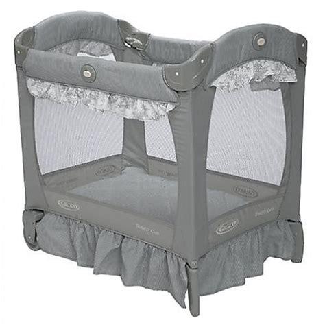 Travel Lite Crib Mattress by Family Graco Travel Lite Crib Bassinet For Use