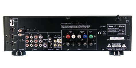 Sherwood Rvd6095rds Surround Sound Receiver Lifier sherwood rd6506 5 1 ch 550w lifier av receiver home 3d support hdmi rfb 093279845229 ebay