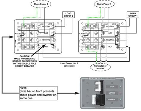 rv shore power wiring diagram 28 images grid solar