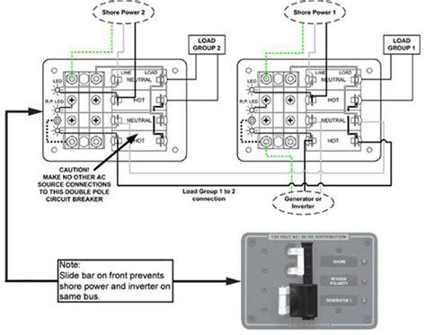rv shore power wiring diagram 28 images rv net open