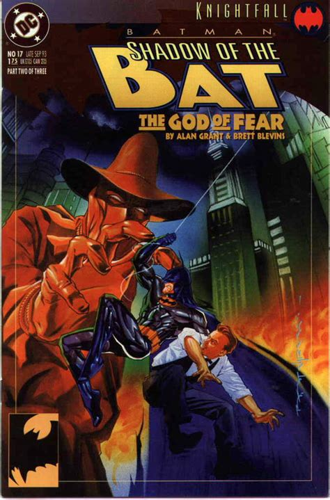 batman the shadow the murder geniuses books batman shadow of the bat vol 1 17 dc comics database