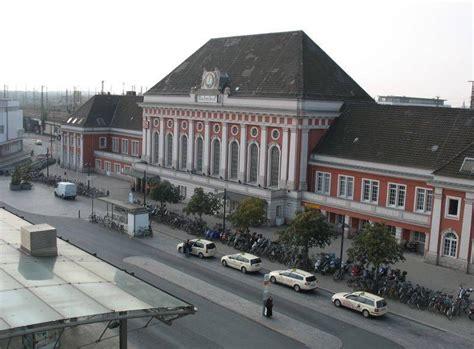 Kare Cube 1919 by Bahnhof Hamm In Hamm Architektur Baukunst Nrw