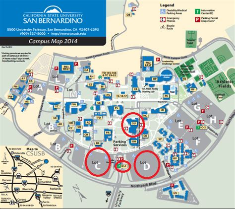 csusb map cyber security summit tickets tue jan 20 2015 at 7 30 am eventbrite