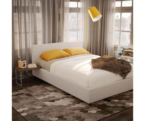 jackson queen upholstered bed  bunky board decorium