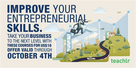 Mba Help Improve Skills And My Own Consulting Company by Improve Your Entrepreneurial Skills With These