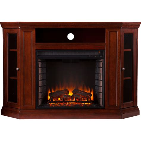 Sei Electric Fireplace by Southern Enterprises Sei Claremont Media Electric