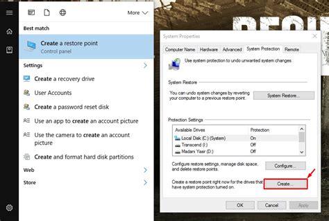membuat dvd recovery windows 10 cara mempercantik tilan windows 10 yasir252