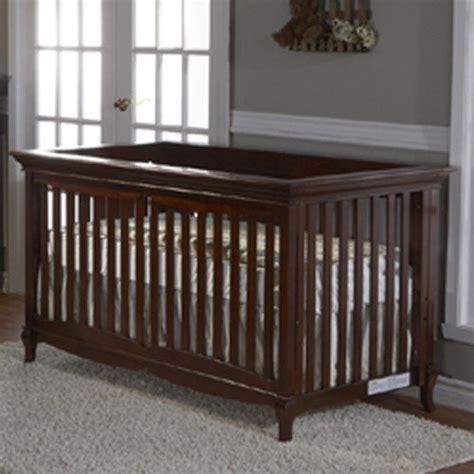 Pali Baby Furniture Pali Ancona Forever Crib In Chocolate Pali Baby Cribs