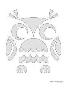 owl pumpkin carving templates owl pumpkin carving template aimless moments