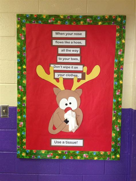 december bulletin boards middle school kern s counselor