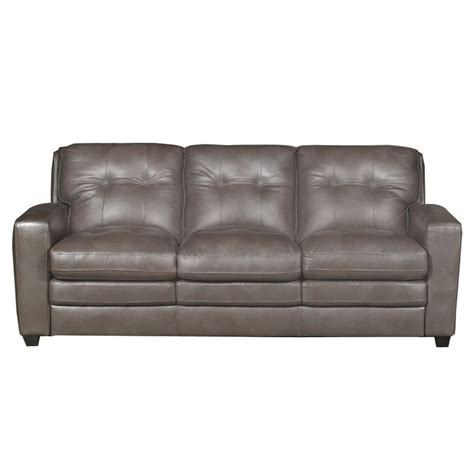 rc willey leather sofas modern contemporary bronze leather sofa roland rc
