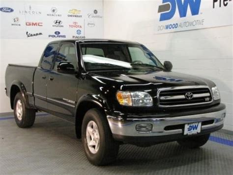 2001 Toyota Tundra Specs 2001 Toyota Tundra Limited Extended Cab Data Info And