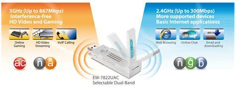 Usb Wifi Edimax edimax wireless adapters ac1200 dual band ac1200