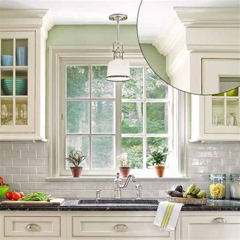 crown molding for kitchen cabinet tops 39 crown molding design ideas