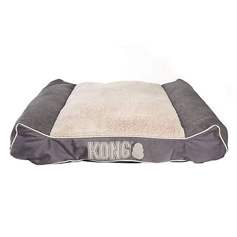 kong pillow kong 174 lounger bed pillow beds petsmart