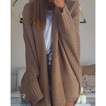 how to knit a chunky sweater shop chunky cable knit cardigan on wanelo