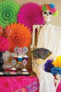 Dia De Los Muertos Party Decorations Day Of The Dead Party D 237 A De Los Muertos Hostess With