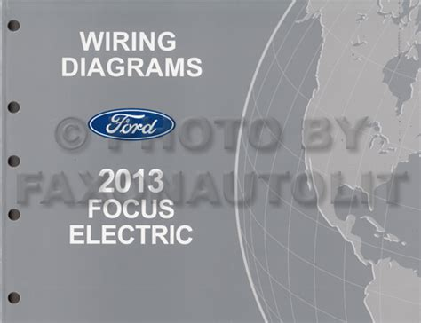 service manuals schematics 2013 ford focus st regenerative braking 2013 ford focus wiring diagram manual original