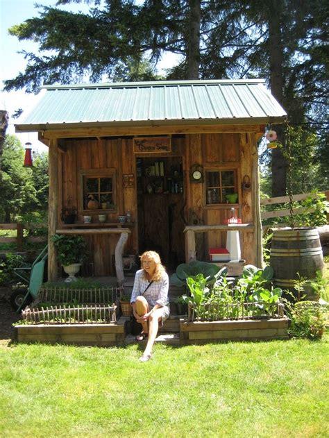 pin  connie hardy  garden sheds pinterest garden