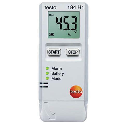 in pieces testo kvc industrial supplies sdn bhd testo 184 h1 temperature