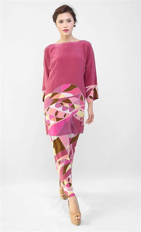 Baju Casual Terkini 17 baju kurung kedah moden fesyen terkini casual stylish