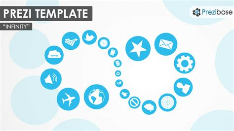 Infinity Prezi Template Prezibase How To Choose A Template On Prezi Next