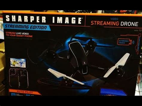 sharper image  video drone   walmart black