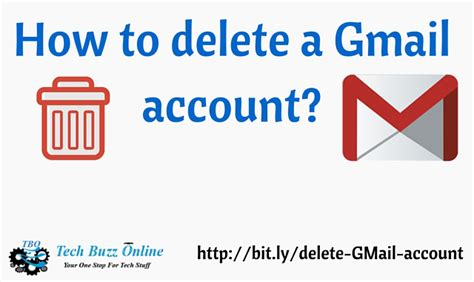 how to delete a gmail account how to you delete your gmail account